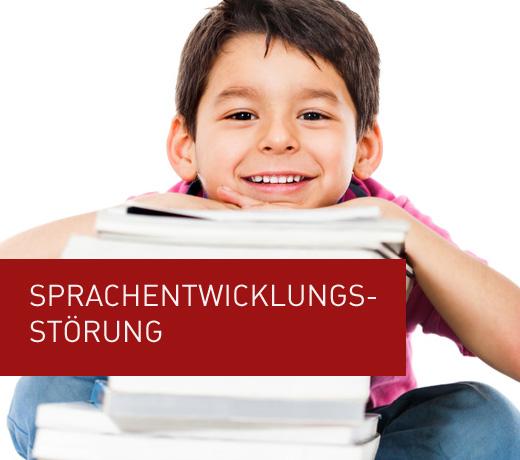 Sprachentwicklungsstörung